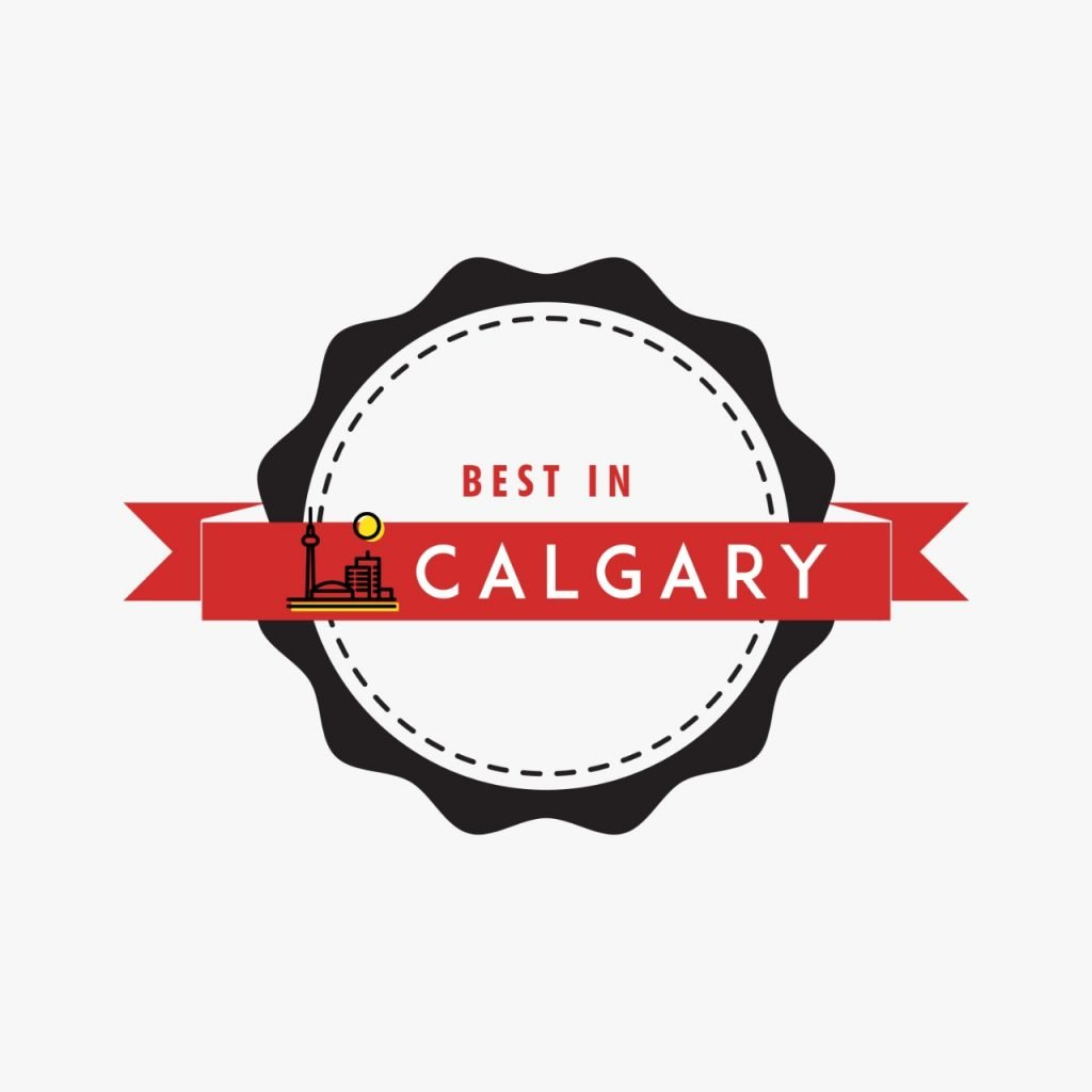Best Calgary lawyer badge
