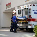 medics rescuing a patient
